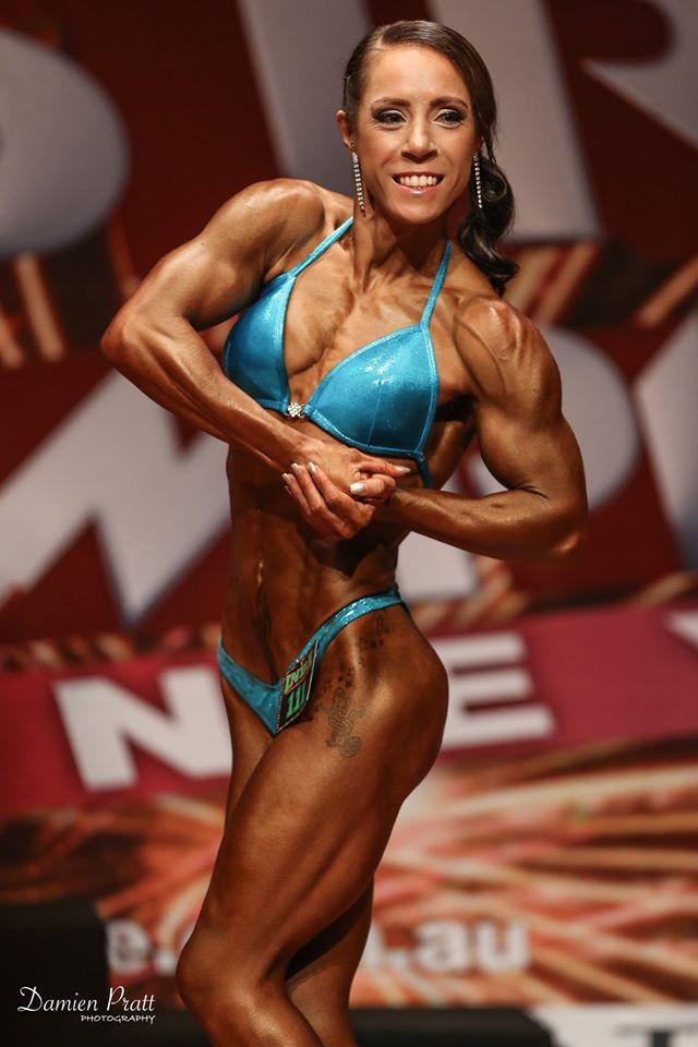 Colour Me Bronze Competition Tan
