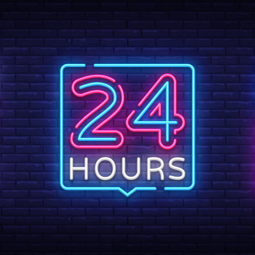 24 hour development